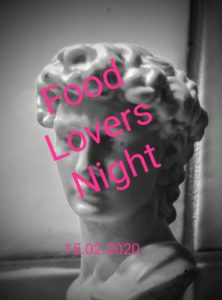 Food Lovers Night