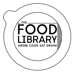 The Food Library Logo