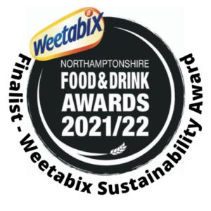 Finalist Weetabix Sustainability Award